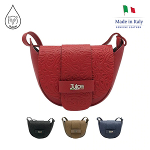 Image 2 - JUICE, made in Italy, Genuine leather, women bag,Women cross body 112195