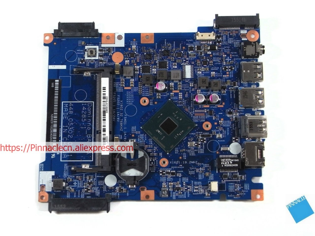 NBMZ811002 Motherboard For Acer Aspire ES1-531 Extensa 2519 Packard Bell Easynote TG81-BA Dominno_BA 448.05302.00118