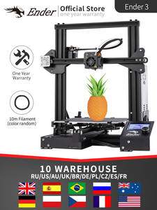 Ender Diy-Kit 3d-Printer Power Creality Mini Large Continuation