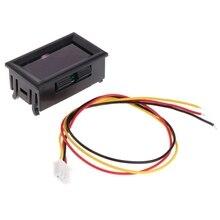 DC 8-17V LED Tachometer Gauge Digital RPM Voltmeter for Auto Motor Rotating Speed Tachometer