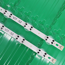New 2 PCS*8LED LED backlight strip for LG 32LJ510V 32LJ510U HC320DXN-ABSL1-2143 LC320DXE (FK)(A2) 6916L-2855B 32 V17 ART3 2855