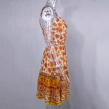 Lossky Summer Women Dress 4