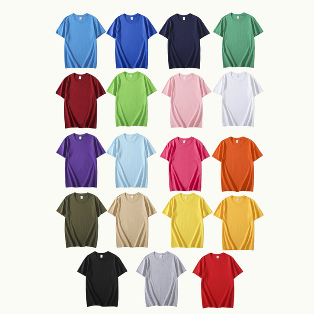 Summer New Cotton Mens T Shirt Casual Short Sleeve Black White Pink Solid Color Men Basic T Shirts Daily Couples Tops Tees