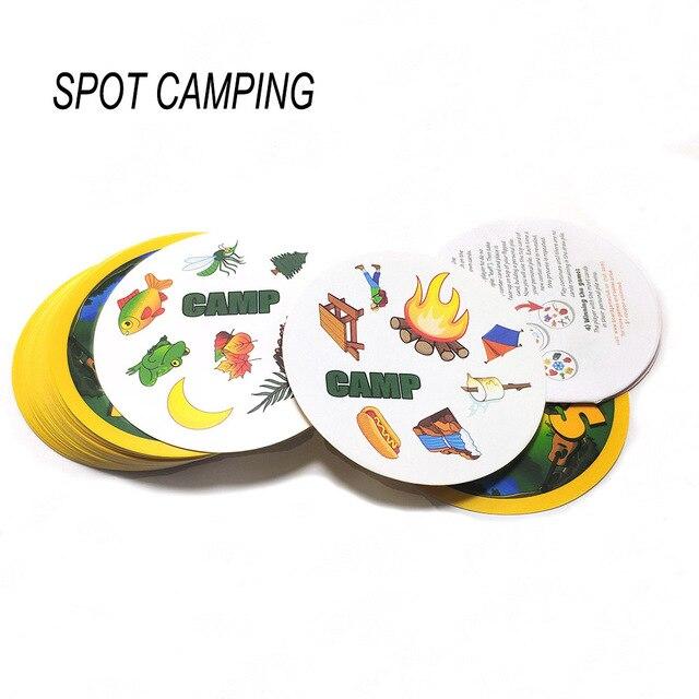 mini spot camping