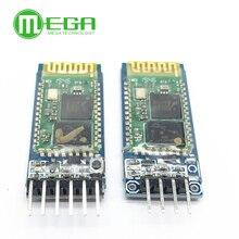 Оригинальный 50 шт./лот HC05 JY MCU анти обратный, интегрированный Bluetooth серийный сквозной модуль, HC 05 6pin, HC 06 4pin
