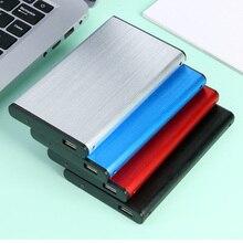 Внешний Жесткий Диск Корпус SATA HDD SSD Корпус Коробка USB 2.0 480 Мбит / с 10 ТБ 2,5 дюйм Бытовой Компьютер Безопасность Запчасти