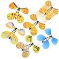 5 stücke Magie Fliegenden Schmetterling Wenig Magie Tricks Lustige Überraschung Witz Spielzeug Für Kinder Überraschende Magie Schmetterling