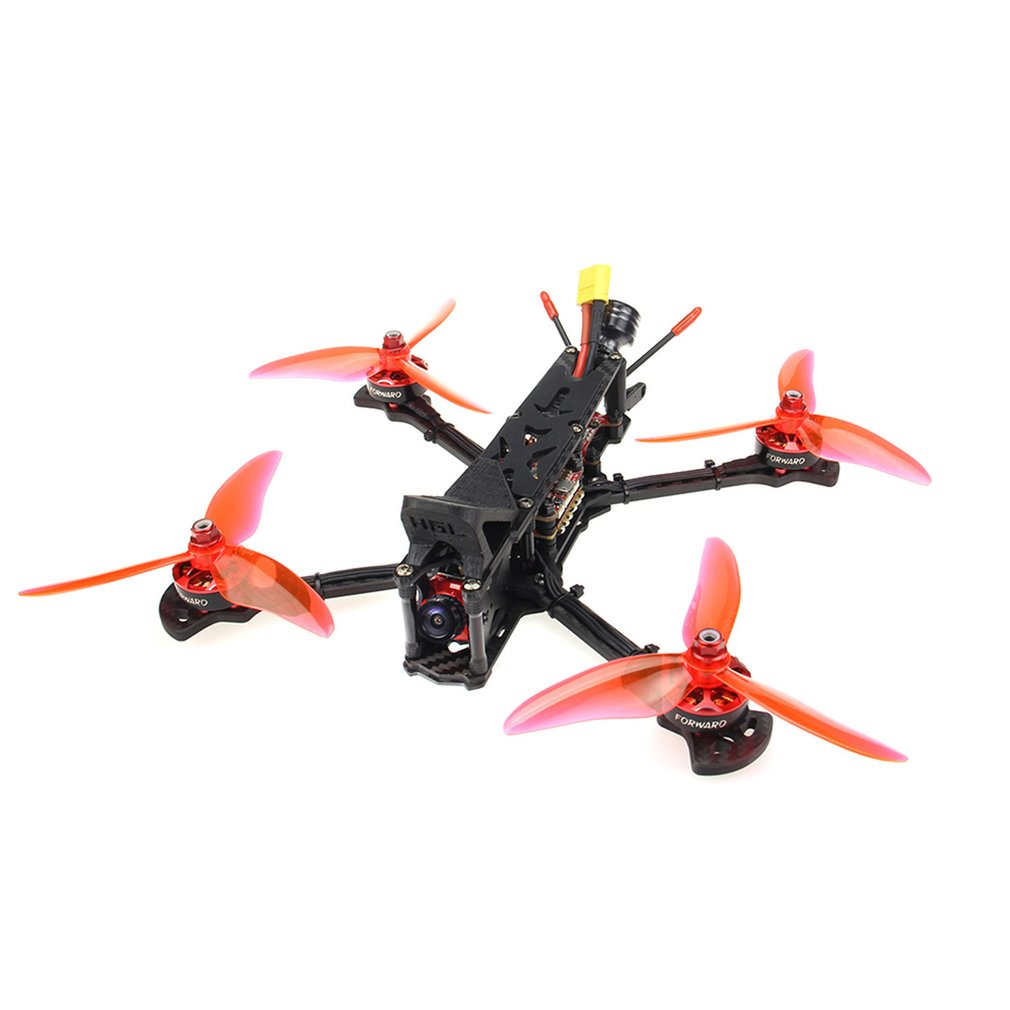 """HGLRC Sector 5"""" V2 Freestyle FPV RC Racing Drone 6S BNF F7 Dual Flight Control 60A 4in1 ESC 2306 1600KV Brushless Motors"""