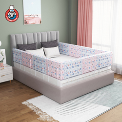 Baby Bed Rail Guard Height Adjustable Anti-collision Guardrail Children's Bed Fence Bed Safety Rail Baby Bed Accessories