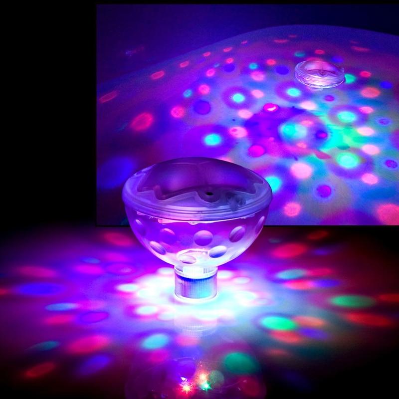 Waterproof LED Light in Tub Party LED Pool Light Kids Toys Glow Glowledlight