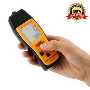 Handheld Carbon Monoxide Meter Portable CO Gas leak Detector Gas Analyzer High Precision Detector Gas Monitor Tester 1000ppm