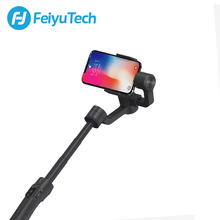 FeiyuTech Feiyu Vimble 2 Handheld Smartphone Gimbal 3 Axis Video Stabilizer with 183mm Pole for iPhone X 8 XIAOMI Samsung s8