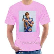 T-Shirt Leonardo Di Caprio Romeo Film la felicità è avere la mia maglietta nuova maglietta Casual presente @ 078737