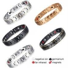Hot Sale Twisted Healthy Magnetic Bracelet for Women Power T