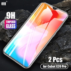 На Алиэкспресс купить стекло для смартфона 2 pcs tempered glass for cubot x20 pro glass screen protector 2.5d 9h premium tempered glass for cubot x20 pro protective film