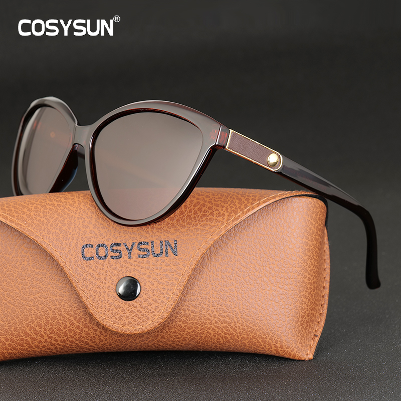 2020 Luxury Brand Designer Women Sunglasses Polarized Cat Eye Lady Vintage Sun Glasses Female Driving Eyewear Oculos De Sol
