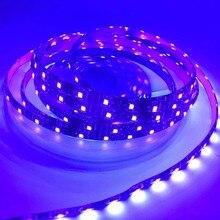 SMD Led-Strip-Light Black Lamp IP65 60 Led Waterproof DC 12V IP20 Purple 3528 DC12V