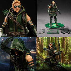 Mezco DC Comics Green Arrow One:12  Action Figure Collectable Model Toy