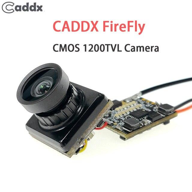 "Caddx Firefly 1/3 ""CMOS 1200TVL 2.1 มม.เลนส์ 16:9 / 4:3 NTSC/PALกล้องFPV VTXสำหรับRC Multirotor FPV Racing Drone"