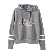 New Strange Story Womens Hoodie Fashion Street Casual Sports