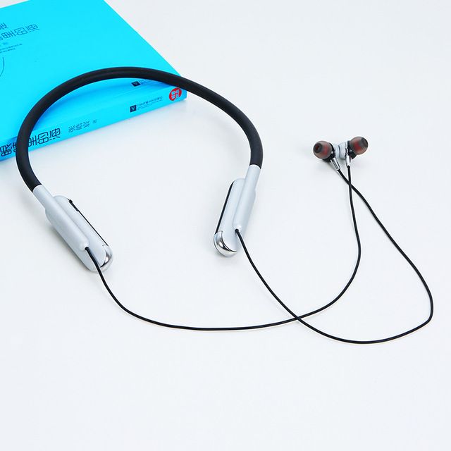 Hanging Neck Bluetooth Headset Sports Neck Hanging Running Ears In-ear Stereo Wireless Bluetooth Earphone