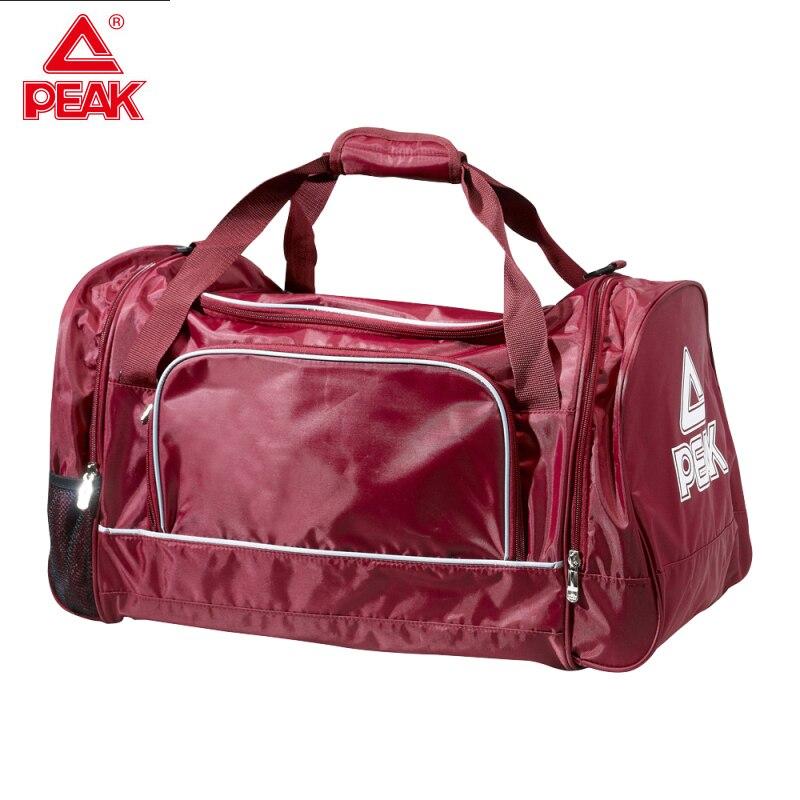 PEAK sac de sport sport hommes et femmes en plein air multi-fonction sac à main toile sac de sport Fitness accessoires Pochete Feminina sac à dos