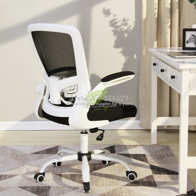 38%Study /Office Chair Gaming Seat Pc  Gamer Chair Rotating Office Furniture With Handrails Mesh Chair