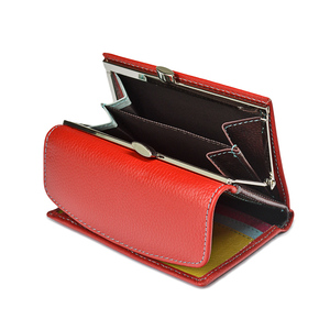 Image 5 - Beth Cat Fashion Short Genuine Leather Women Wallet New Female Small Wallet Money Bag Lady Mini Card Holder Coin Pocket Purses