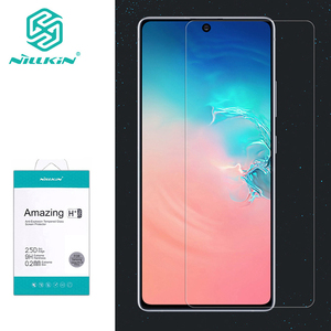 Image 1 - For Samsung Galaxy S10 Lite Tempered Glass Nillkin Screen Protector H/H+Pro Clear Glass For Samsung S10 Lite