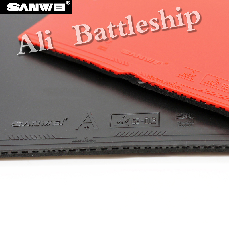 New Arrival SANWEI NEW A+ Professional Table Tennis Rubber/ Ping Pong Rubber1 Order