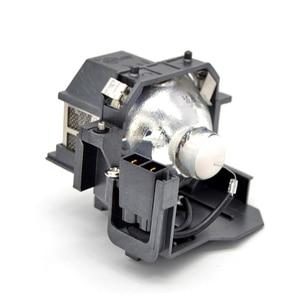 Image 2 - Haute qualité pour ELPLP42 nouveau Module de lampe de projecteur de remplacement pour EPSO N EMP 400W EB 410W EB 140 W EMP 83H PowerLite 822 H330B