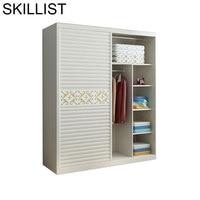 Lemari Rangement Meuble De Maison Armario Dormitorio Wood Clothing Mobili Per La Casa Cabinet Bedroom Furniture Closet Wardrobe