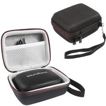 Yeni sert EVA açık seyahat çantası taşıma çantası Anker Soundcore simgesi taşınabilir Mini Bluetooth hoparlör kılıfları