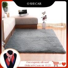 Moderne Super Weiche Rechteck Teppich Matte Flauschigen Teppiche Anti Skid Shaggy Teppiche Wohnzimmer/Schlafzimmer teppiche Hause
