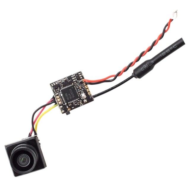 Caddx Светлячок 1/3 дюйма КМОП матрица 1200Tvl 2,1 мм объектив 16:9 / 4:3 Ntsc/Pal Fpv Камера с Vtx для дрона с дистанционным управлением Ntsc 16:9