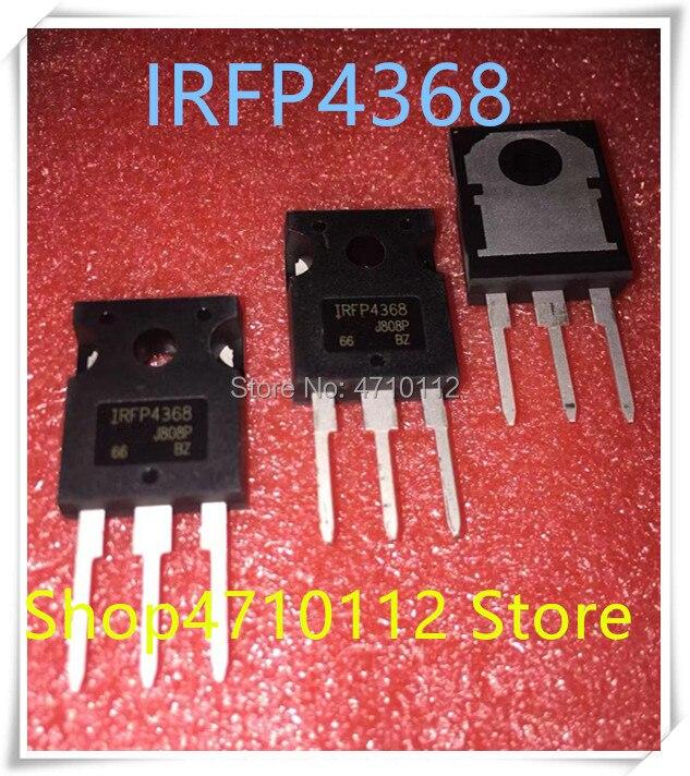 10PCS/LOT  IRFP4368 IRFP4368PBF 75V 350A TO-247