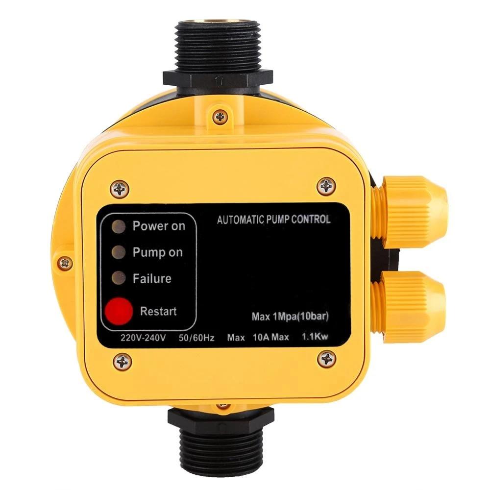 Otomatis Pompa Air Pressure Switch Pompa Air Listrik Tekanan Controller Dengan Press Gauge Untuk Pompa Air Pompa Aliexpress