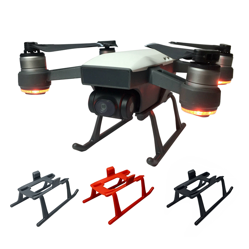 landing-gear-kits-for-font-b-dji-b-font-spark-3cm-height-extender-legs-font-b-drone-b-font-light-weight-quick-release-feet-protective-parts-protector