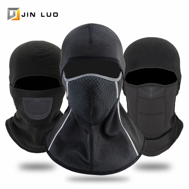 Ski Mask Airsoft Training Mouth Face Facemask Bike Winter Tactical Scarf Cycling Cover Running Sport Fitness Innrech Market.com