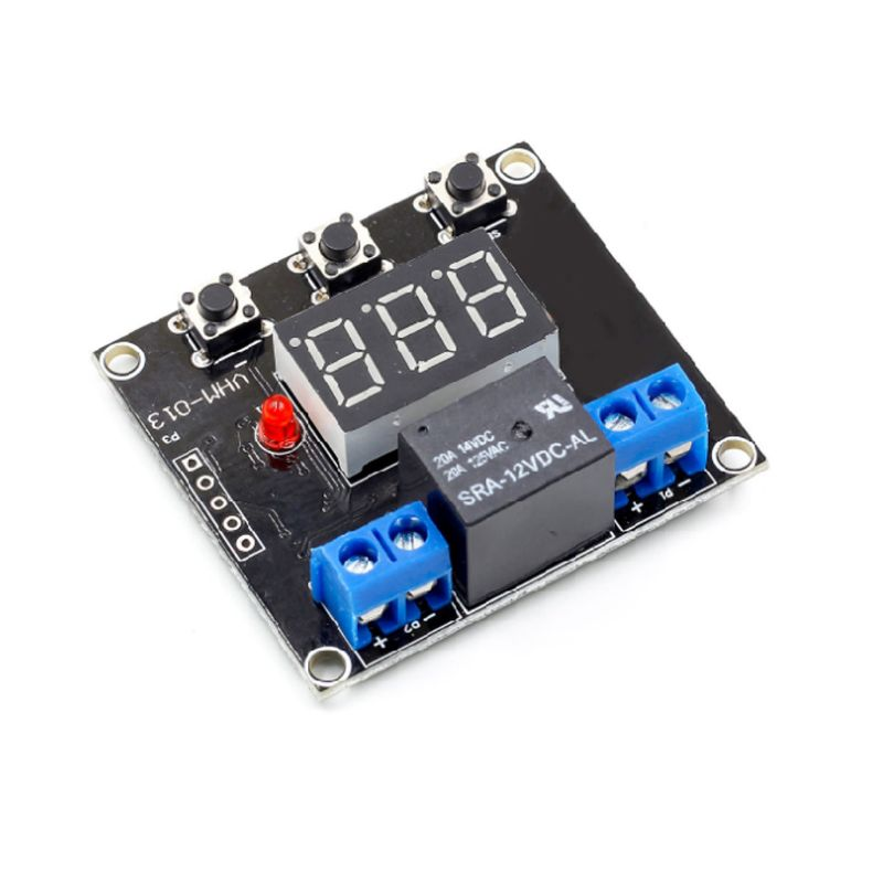 Timer Countdown Switch Module 0-999 Minutes Setting Range Delay Board