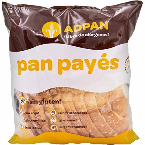 Adpan Pan Payes 450G 1Un (A.C.) Adpan 1 Unité 450 G