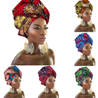 29Color African Head...