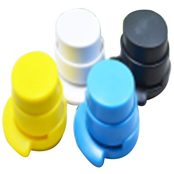 1 Pcs Office Staple Stapleless Stapler Home Paper Binding Binder Paper Clip