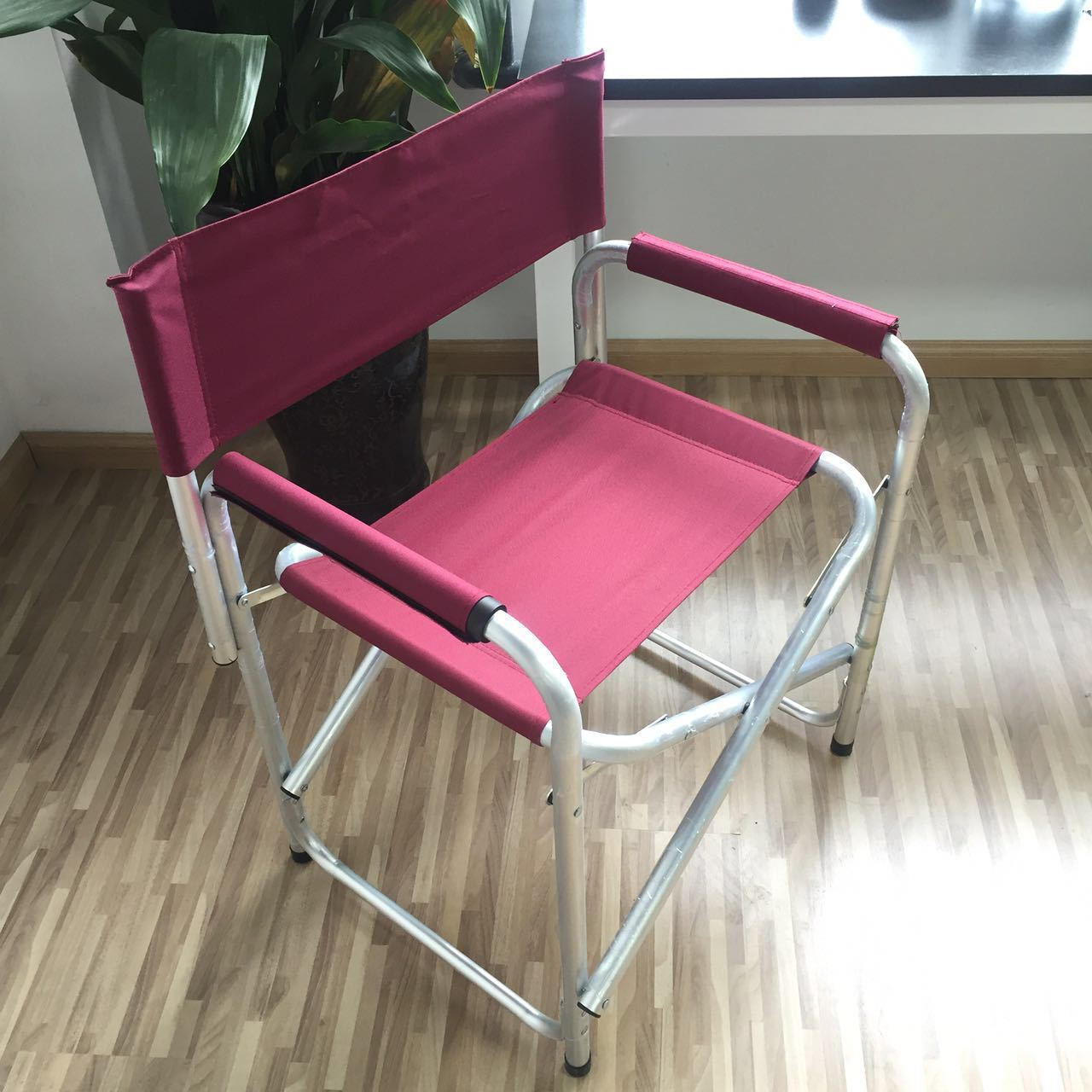 Camping Aluminium Alloy Director's Chair Outdoor Folding Tables And Chairs Foreign Trade Aluminum Alloy Folding Chair Fishing Ch