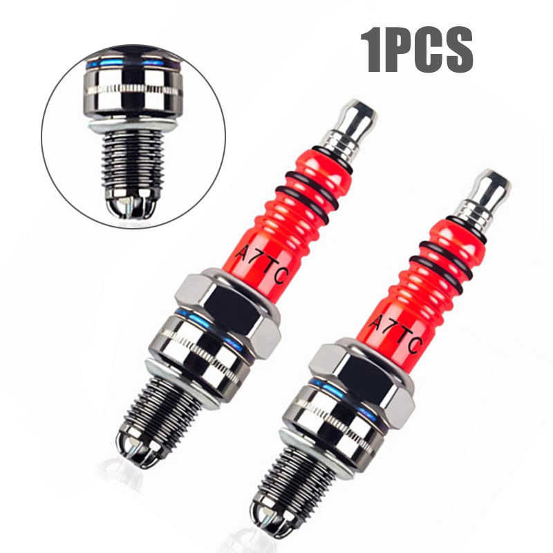 Replace Fit for 50-150CC ATV Dirt Bike Motorcycle GY6 Moped Scooters Spark Plug