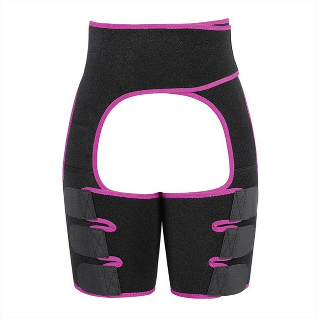 Fitness Sports Waist Sweat Slim Slim Thin Waist Slimming Belt Fat Burning Bodybuilding Bodybuilding Belt Hip Belt . 4