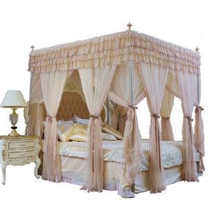 Image 2 - เด็กDosselผ้าม่านBebek Canopyเตียงเด็กเต็นท์Siatka Moskitiera Ciel De Lit Moustiquaire Cibinlik Klamboeยุงสุทธิ