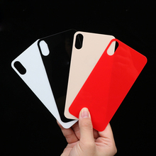 For iPhone 11 Pro Max Tempered Glass Protective Back Screem Protector Full Cover Film for iPhone Xs Max XR XS 7 8 6 6S Plus on AliExpress
