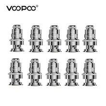 R2 VOOPOO PnP R2 bobines 1.0ohm résistance MTL têtes de noyau pour VOOPOO glisser Max S X, Argus GT Air Pro, Vinci, V costume moins de 50mg