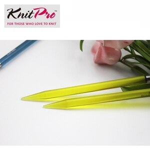 Image 3 - Knitpro Trendz Acrylic Hoán Đổi Cho Nhau Kim Bộ Bộ Gồm 8 Đôi Tất